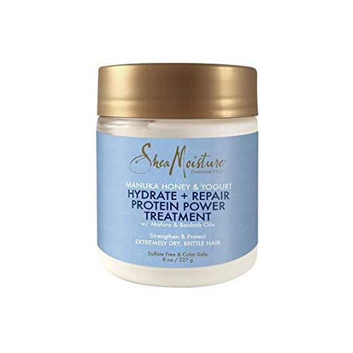 Shea Moisture Manuka Honey and Yogurt Power Protein Treatment