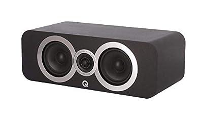 Q Acoustics 3090Ci Centre Speaker (Carbon Black) by Q Acoustics