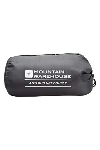 Mountain Warehouse Mosquitera Vacation - Doble Blanco Talla única
