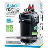 Askoll Pratiko 100 3.0 Super Silent - Filtro externo para acuarios de hasta 130 litros