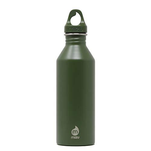 Mizu Life M8 Trinkflasche, Enduro Army, 800ml