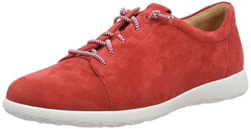 Ganter Gabby-g, Zapatos de Cordones Derby Mujer, Rojo (Red 40000), 39 EU