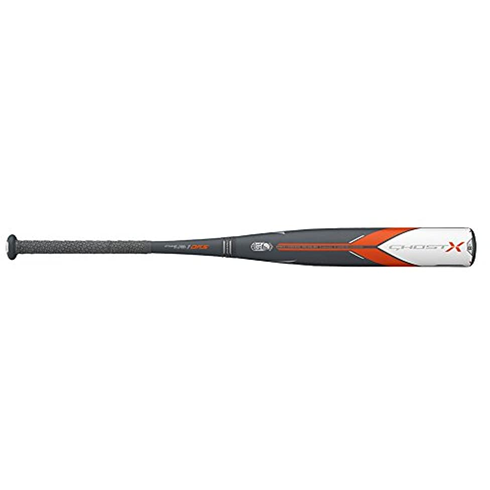 Easton 2018 USSSA Ghost X Senior League Baseball Bat 2 3/4 (-8)