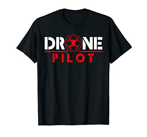 Drohne Drone Fliegen T-Shirt
