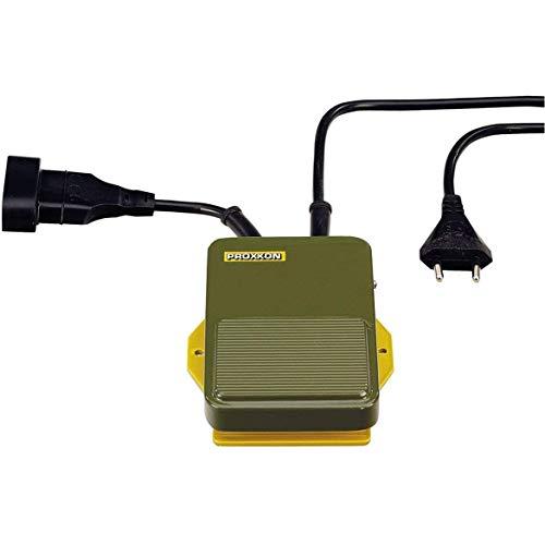 Proxxon 28700 - Interruptor de pie FS para mantener las manos libres durante los trabajos