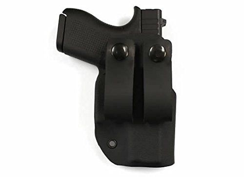 Advanced Performance Shooting Holsters Protective Services Event IWB, Black