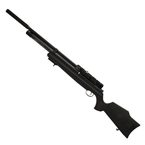 Hatsan AT44S - 10 Quiet Energy .22 Rifle, Black