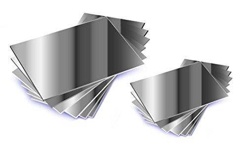 TickiT 48138 A4 Kunststoffspiegel (10-teilig)