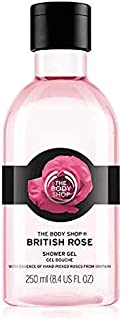 The Body Shop British Rose Shower Gel 250Ml - 44257