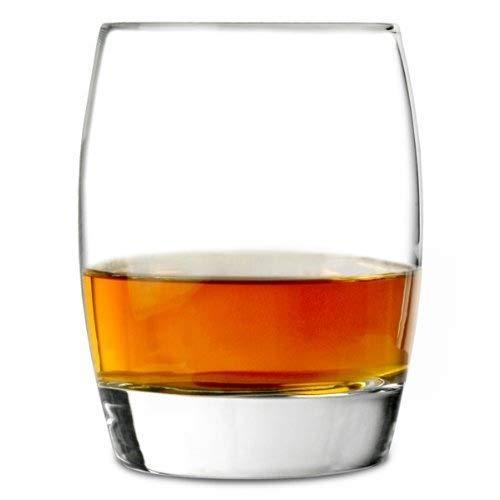 Ravenhead 37 cl Bouquet Verres à Whisky, Lot de 4, Transparent