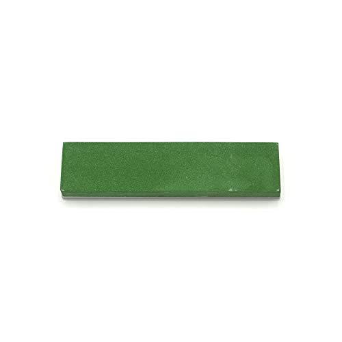 Naniwa Chosera - Piedra de afilar (10 x 1 x 0,6 cm, con montaje de aluminio para grano KME 1000