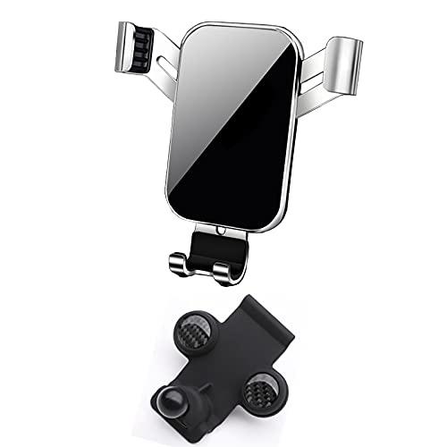 JOYSILIN Car Mobile Phone Holder Car Air Vent Outlet Bracket Snap-Type Navigation Stand for Audi Q7 2016-2019