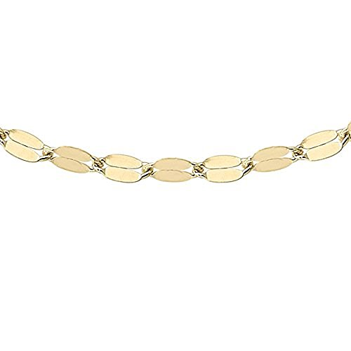 Carissima Gold Damen-Rolokette 375 Gelbgold-1.19.6063