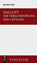 Cover Verschwörung des Catilina