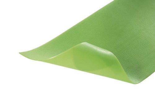 Stockmar Wachsfolien - Einzelfarben - 12 Folien 200x40x0,9 mm, Gelbgrün