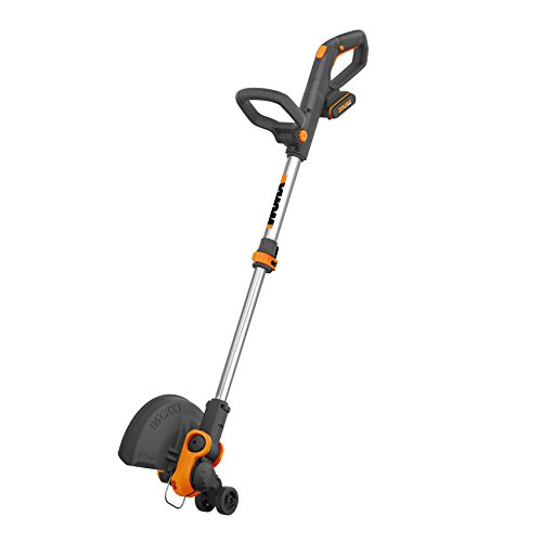Worx WG163E - Grass Strimmer For Light Work