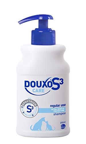 Douxo S3 Care Champú para Perros y Gatos, 200 ml