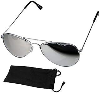 Aviator Sunglasses For Unisex, Grey