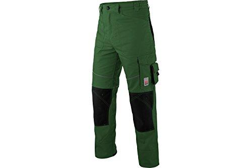 WÜRTH MODYF Bundhose Starline Plus grün: Die solide Arbeitshose für professionelle Handwerker. Die ideale Bundhose für sämt. Berufe und Jahreszeiten.