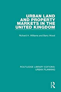 Urban Land and Property Markets in the United Kingdom