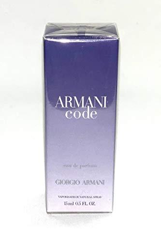 Armani Code femme - Eau de Parfum 15 ml - Reisegröße