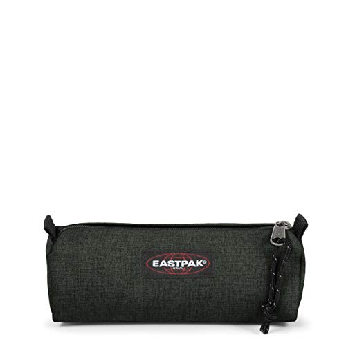 Eastpak Benchmark Single Federmäppchen, 21 cm, Grün (Crafty Moss)