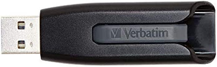 Verbatim 32GB Store 'n' Go V3 USB 3.0 Flash Drive - Gray