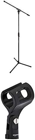 Amazon Basics Tripod Boom Microphone Stand