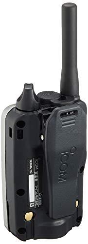 『アイコム 特定小電力トランシーバー 47ch中継タイプ メタリックシルバー IC-4300S』の2枚目の画像