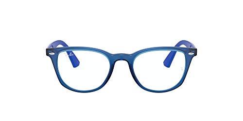 armação de óculos Ray Ban Infantil mod rb1601 3811 46