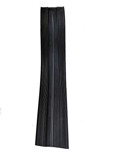 Gummidichtung EPDM für Alu-Mittel & Randprofil für Stegplatten Meterware Typ Unterlegband Glas