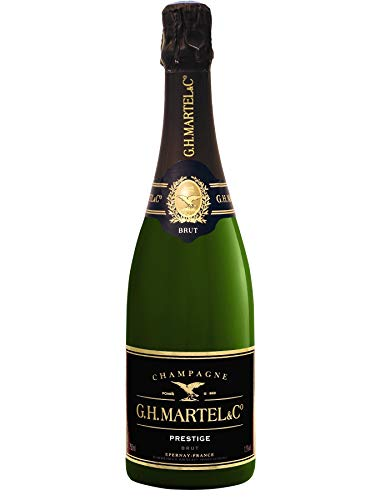 G.H. Martel & C Champagne Brut Prestige 750 Ml