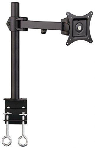 SBOX LCD-351-1 houder voor LCD-monitor scherm grootte 33-69 cm (13-27 inch) tot 10 kg draailager 360 ° eenvoudige montage