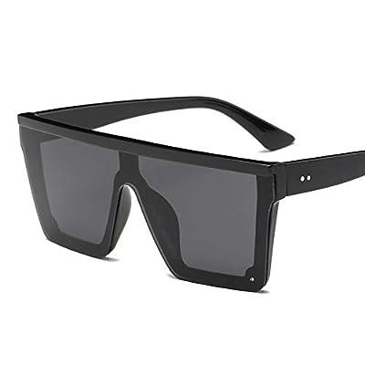 Sonnenbrille Mode Vintage Schwarz