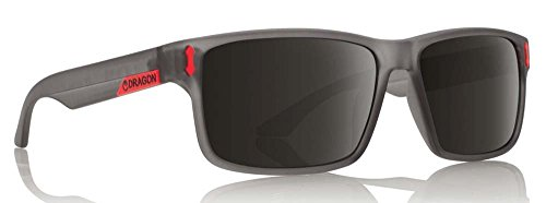 Dragon DR512S COUNT Monturas de gafas, Gris (Matte Grey), 58.0 para Hombre