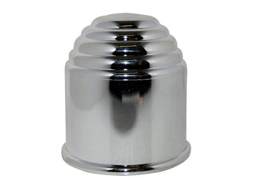 Anhänger Zubehör Anhängerkupplung / EAL Kugelkupplungsschutzkappe, PVC, verchromt, E-10423
