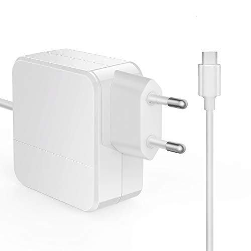 Blitzler 45W USB C Ladegerät, Kompatibel mit iPad Pro 2018/2020, MacBook Pro 2019/2018/2017/2016, MacBook Air 2019/2018, MacBook 2017/2016