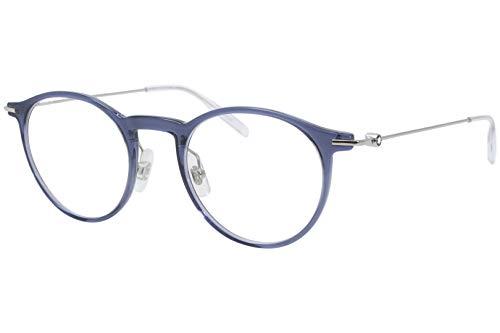 armação de óculos Mont Blanc mod mb0099o 004