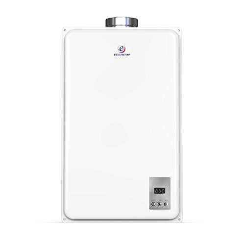 Eccotemp 45HI-LP Indoor 6.8 GPM Liquid Propane Tankless Water Heater,White
