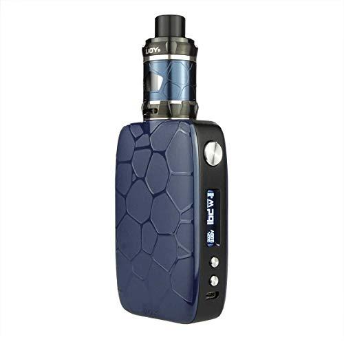 iJoy Mystique Subohm Kit 162 W, mit Mystique Subohm Tank 3,5 ml / 5 ml, Riccardo e-Zigarette, blau