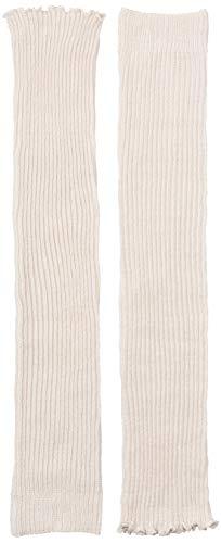 ATSUGI アツギ ザ レッグバー)THE LEG BAR セパレートレギンス レッグウォーマー アームウォーマー 50cm丈 リブ柄 レディース