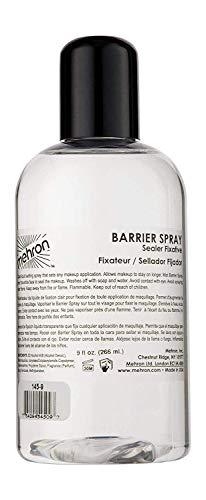 Mehron Makeup Barrier Spray (9 Ounce)