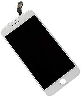 شاشة ايفون 6 اس خارجية داخلية اللون ابيض