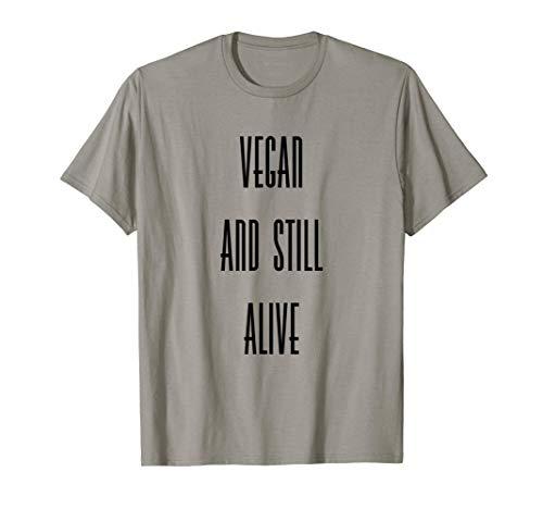 Vegano diciendo vegano Camiseta