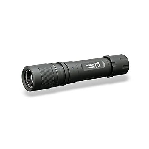 GENTOS(ジェントス) 閃シリーズ USB充電式LEDフラッシュライト SG-407R