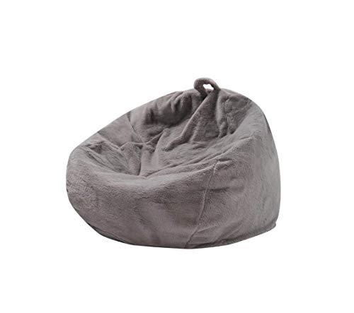 XZKHL Adulte Pouf Paresseux canapé Imitation Lapin Pouf Pouf Tatami Simple Chaise paresseuse pour Home Garden Lounge