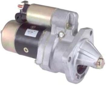 sold out Charlotte Mall Rareelectrical NEW 12 VOLT 11T STARTER WITH COMPATIBLE APPLICATI