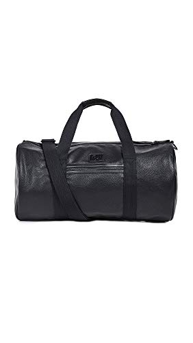 Fred Perry Authentics Tonal Track Barrel Bag One Size BLACK