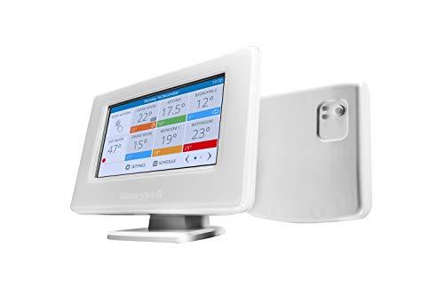 Honeywell evohome Wi-Fi Starter Paket mit Relais, THR99C3110