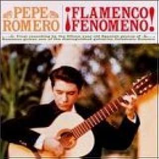 Flamenco Fenomemo! by Pepe Romero (1993-10-12)